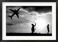 Framed Fly My Plane