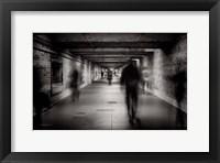 Framed Faceless #1