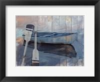 Framed Solo Boat