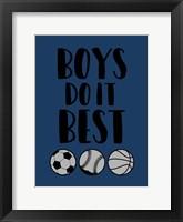 Framed Boys Do It