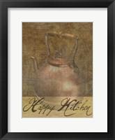 Framed Vintage Pot
