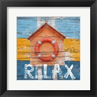 Framed Relax Lifesaver