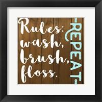 Framed Floss Repeat