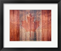 Framed Majestic Canada