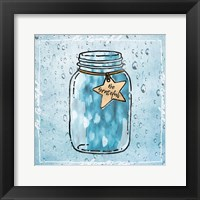 Jar Of Fab Framed Print