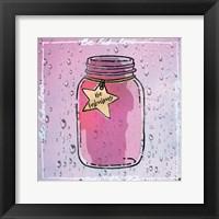 Framed Grateful Jar
