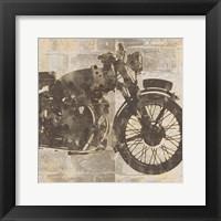 Framed Bike 15