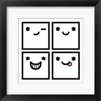 Framed Faces