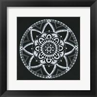 Framed Ying Mandala
