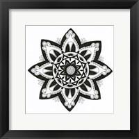 Framed Yang Mandala