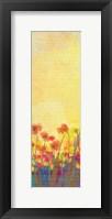 Framed Poppies C