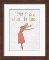 Framed Dance B