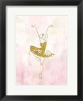 Movement 1 Framed Print