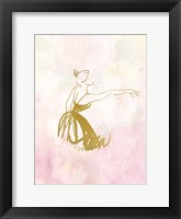 Movement 2 Framed Print