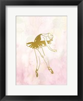 Movement 3 Framed Print