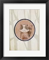 Framed Forest Animals 1