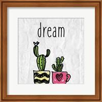Framed Cacti A