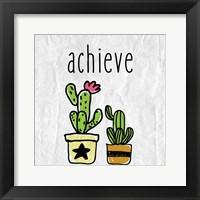 Framed Cacti C