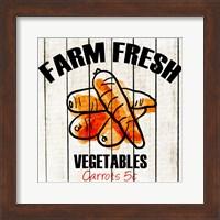 Framed Farm Fresh 1
