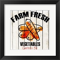 Framed Farm Fresh 1