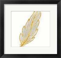 Framed Phoenix Feather 3