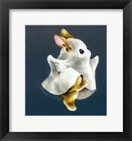Framed Boo Bunny's Big Night