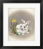Framed Spring Is Ear