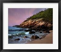 Framed Acadia Magic