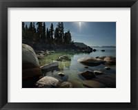 Framed Heaven Over Tahoe