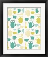 Framed Kitchen Pattern