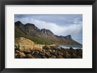 Framed Coastal Mountains