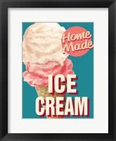 Framed Home Made Ice Cream
