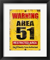 Framed Area 51