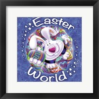 Framed Easter Eggs