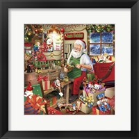 Framed Santa Factory 2