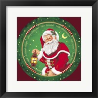 Framed Santa Languages