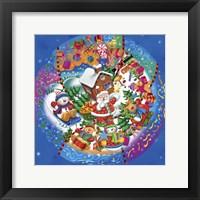 Framed World Christmas