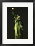 Framed Liberty Vertical