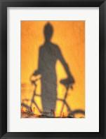 Framed Biker Shadow