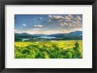 Framed Hudson Highlands Marsh