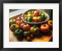 Framed Harvest 2014 2