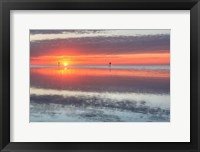 Framed Key West Sunrise III