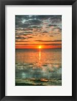 Framed Key West Vertical