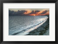 Framed Key West Sunset XI