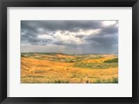 Framed Tuscan Storm I