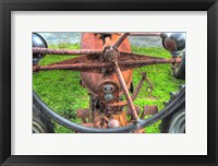 Framed Tractor Seat 3