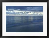 Framed Ocean Dusk 1