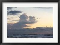 Framed Ocean Sunrise 2