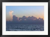 Framed Ocean Sunrise 4