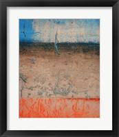 Framed Eastern Seaboard II